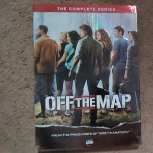 Off the map complete series